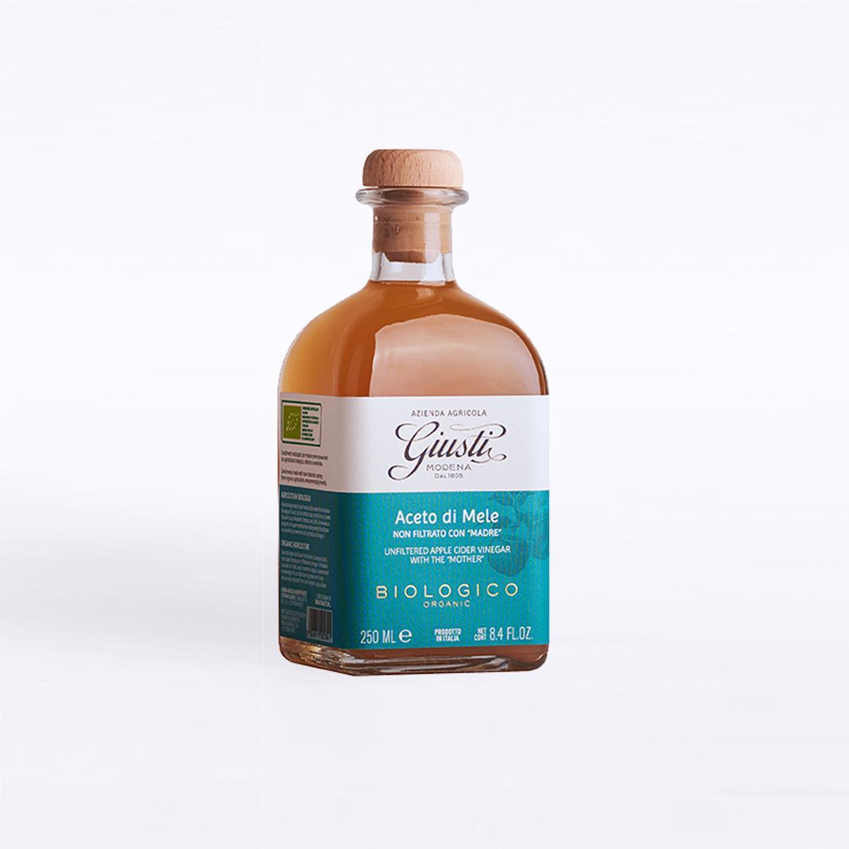 Aceto di mele Biologico non filtrato con madre 250 ml