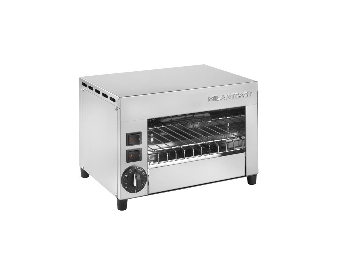 photo 2-seater oven / toaster 220-240v 50 / 60hz 1,21kw