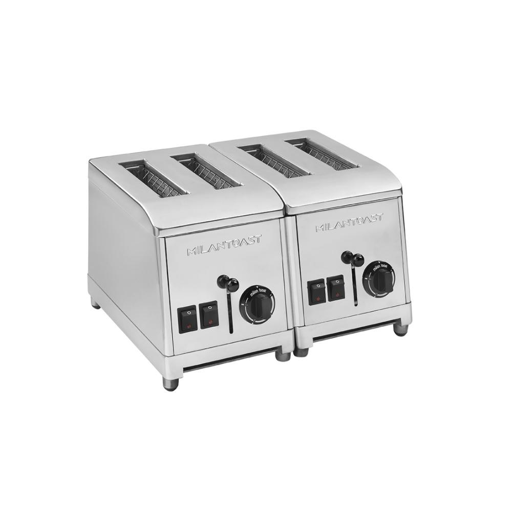 4-Sitzer Toaster 220-240 V 50/60 Hz 2,68 kW