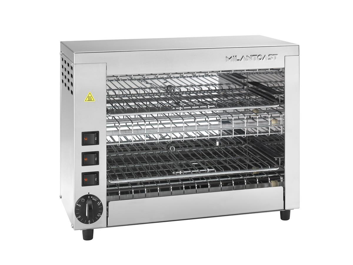 6-seater oven / toaster QUARTZ 220-240v 2.70kw