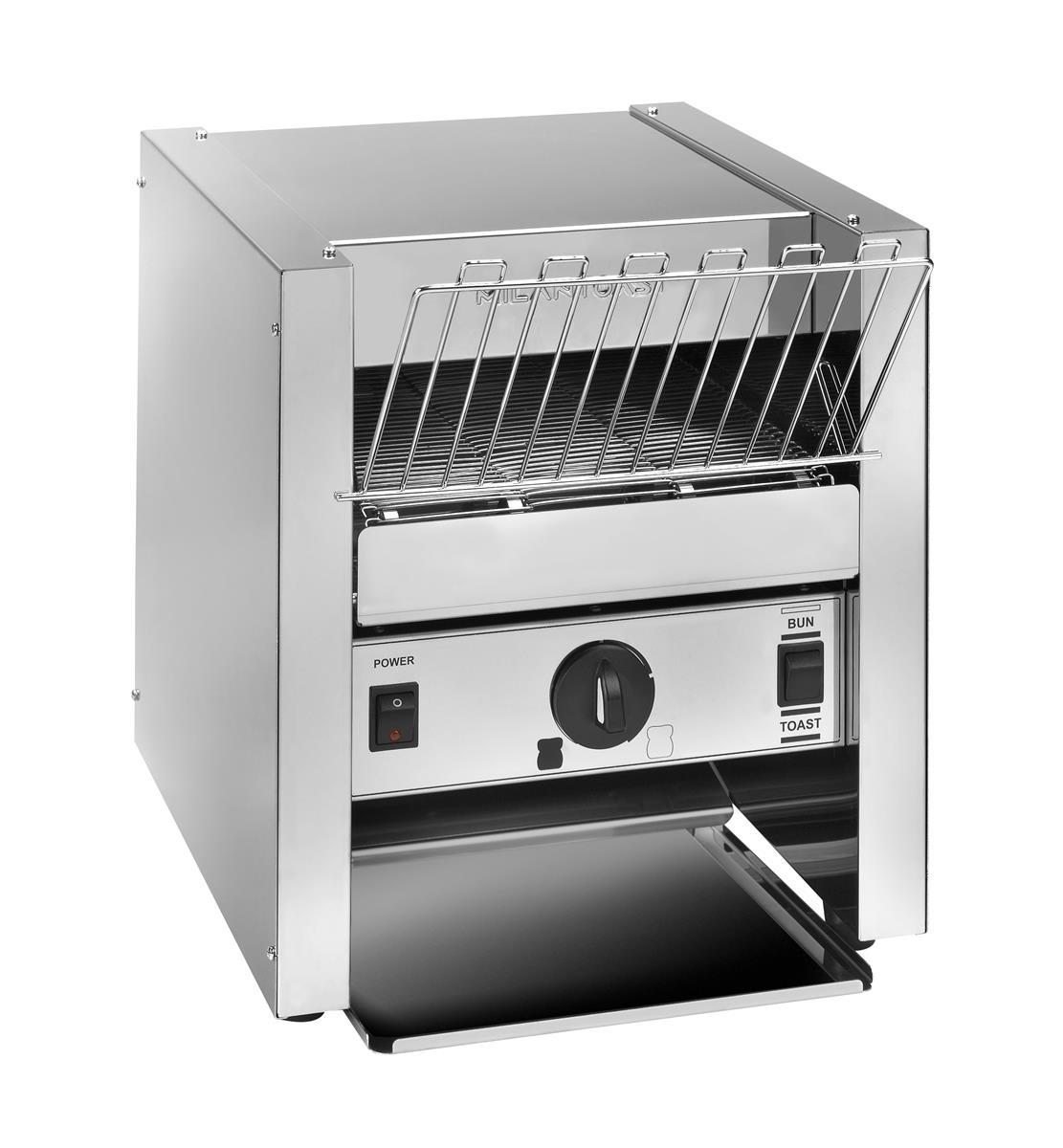 2 slices belt toaster for INTENSIVE use 220-240v 50 / 60hz 2,1kw