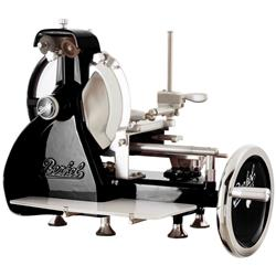 BERKEL Berkel - FLYWHEEL SLICER B2 BLACK with Silver and Full Flywheel Decors