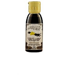 Glazes with Balsamic Vinegar of Modena IGP - Vanilla - 150 ml - Box with 6 bottles