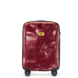 Trolley Icon Line - Cabin Baggage - 4 Wheels - 40 Liters - Metal Red