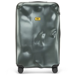 Trolley Icon Line - Large Baggare - 4 Wheels - 100 Litres - Metal Green