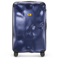 Trolley Icon Line - Large Baggare - 4 Wheels - 100 Litres - Metal Navy