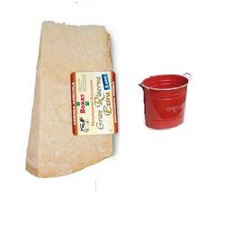 Parmesan Cheese Bonat 1KG aged 24 months +  oval ice bucket included