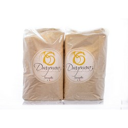 Dragonara BIO Flour of Durum Wheat Semolina Saragolla - Sack of 5 kg