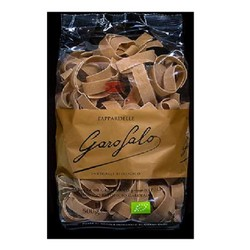 Garofalo 5-13WHOLE WHEAT PAPPARDELLE - Wholemeal Pasta - Organic - Pack of 12 x 500g