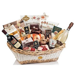 Christmas Gift Basket GHIOTTONERIE  - 19 Enogastronomic specialties