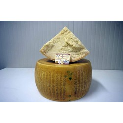 Parmigiano Reggiano - 3 years - kg 4,5/5 - Eighth Wheel - Special Reserve