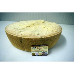 Parmigiano Reggiano - 4 years - kg 18/20 - Whole Wheel - Gran Riserva