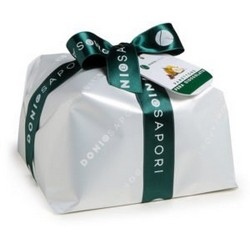 Doni & Sapori - Traditional Handmade Panettone with Pears and Chocolate - 1 Kg