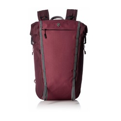 Backpack ROLLTOP ALTMONT ACTIVE - with Computer Compartment - Bordeaux