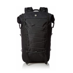 Backpack ROLLTOP ALTMONT ACTIVE - with Computer Compartment - Black
