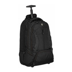 Backpack with Wheels - VX SPORT SCOUT - Black