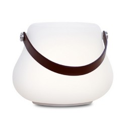 NORDIC D'LUXX LED Lamp with Bluetooth Speaker / Size M / H: 16cm D: 20cm
