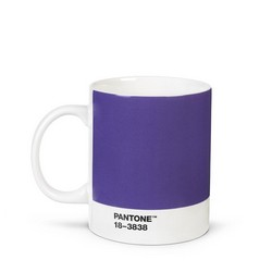 PANTONE™ Mug in Porcellana - 375 ml - Ultra violetto 18-3838