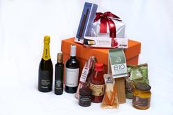 Gourmet Enogastronomic Gift Hamper with 13 Made in Italy Specialties