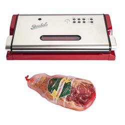Vacuum machine + Langhirano Boneless Raw Ham