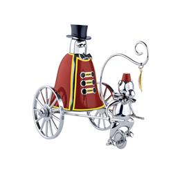 Alessi-Ringleader Bell in acc. stainless steel 18/10 Limited series of 999 numbered pieces