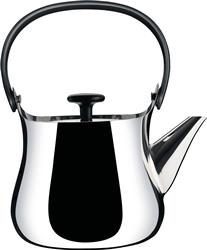 Alessi-Cha Kettle / teapot in 18/10 stainless steel suitable for induction