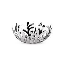 Alessi-Mediterraneo Fruit bowl in 18/10 stainless steel