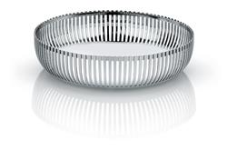 Alessi-Basket in 18/10 stainless steel