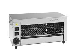 Stainless steel oven / toaster 3 places 220-240v 1,85kw
